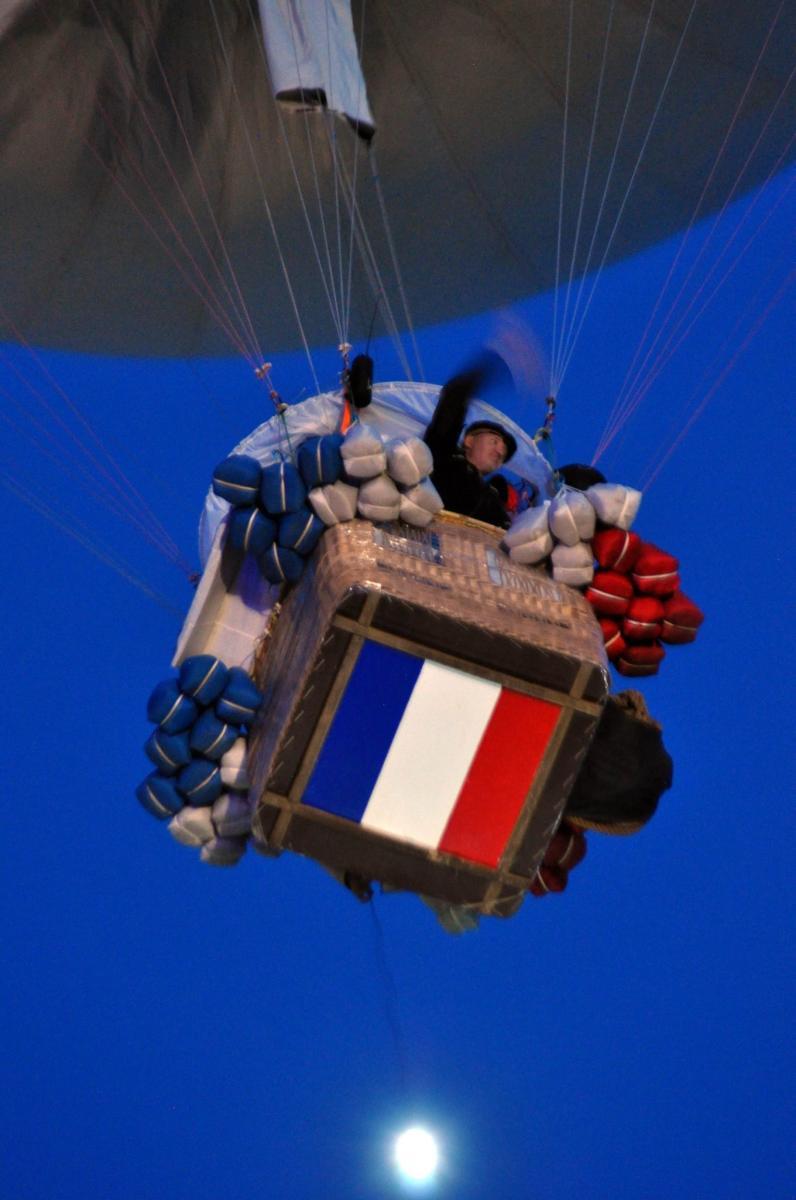 décollage de FRA03
