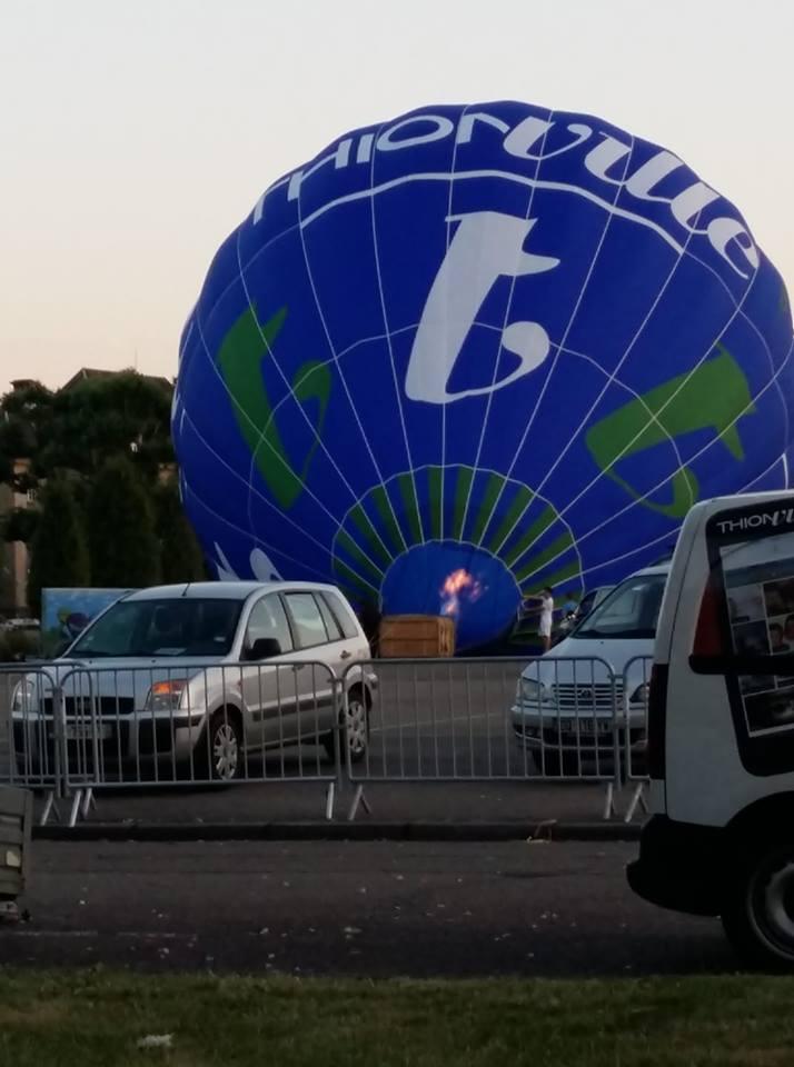 6ème Edition Ballons de Lumière Thionville