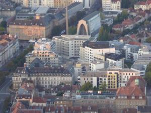Vue Aérienne Metz